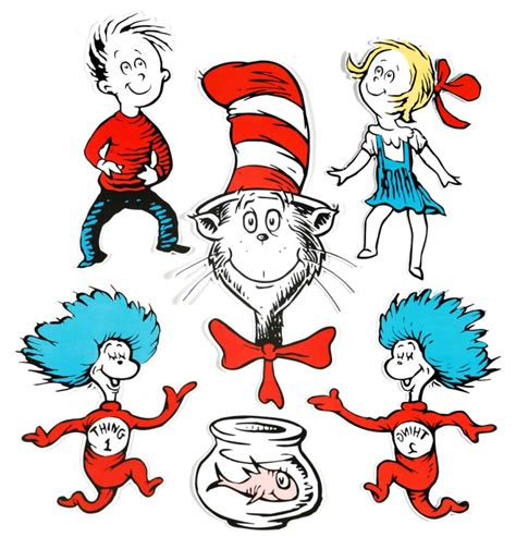 imagenes the cat in the hat clip art dr seuss cliparts co