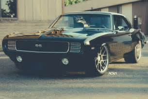 1969 chevrolet camaro ss gets adv 1 wheels autoevolution