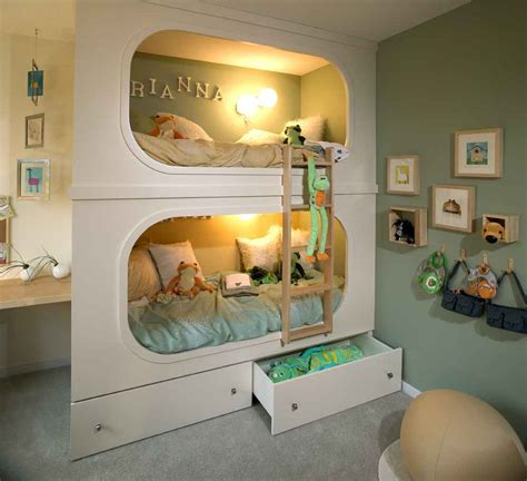 bunks and beds styles of beds for kids for cozy feel