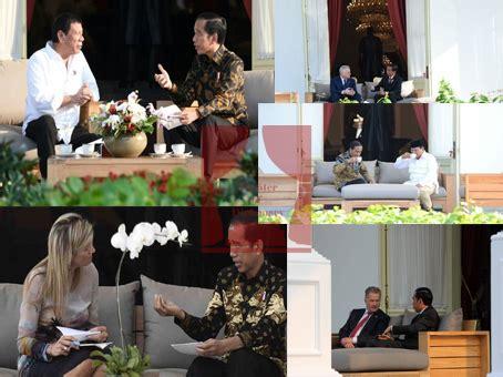 veranda talk opini veranda talk pendekatan persuasif seorang presiden