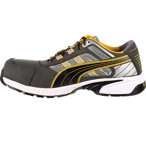most comfortable steel toe tennis shoes puma running style composite toe sd work shoe p642565