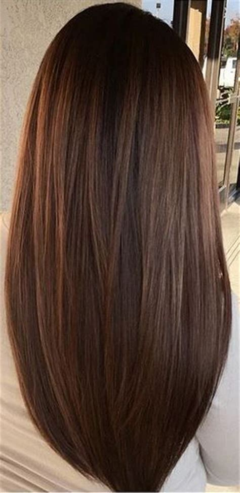 pictures of cuts and hair color with high and low lights for over 50 brunette hair colors warm highlights and brunette hair on