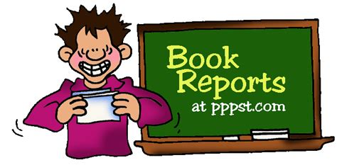 book report clip book report clip book reviews te takere with regard to