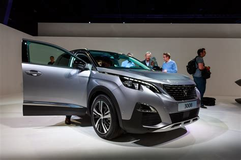 new peugeot 3008 new 2016 peugeot 3008 gallery