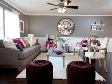 Grey White And Purple Living Room by Best 10 Plum Color Palettes Ideas On Purple