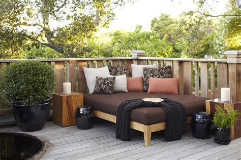outdoor sitting area ideas 24 modern deck ideas outdoor designs design trends