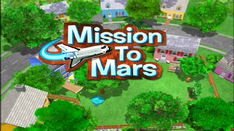 Backyardigans Mission To Mars Backyardigans Mission To Mars