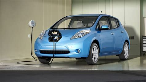 nissan leaf 2014 driven electric vehicle charger store
