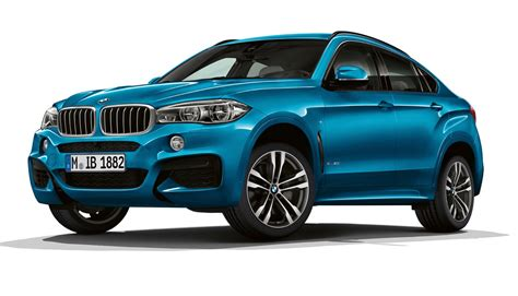 New Bmw X6 2018 by 2018 Bmw X5 And X6 Special Editions Debut The Torque Report