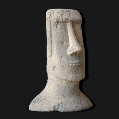 imagenes antiguas de esculturas gallery cabeza de moai con piedra artificial para la decor