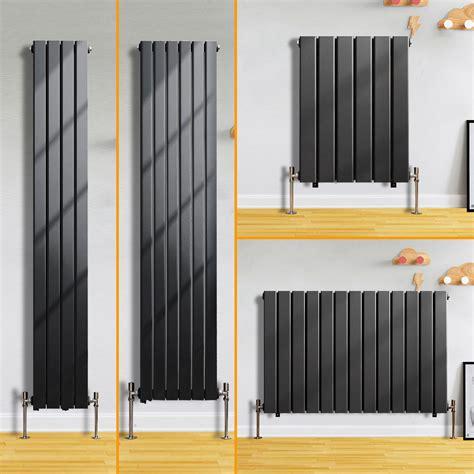 Modern Bathroom Radiators Uk flat panel column designer modern bathroom radiators