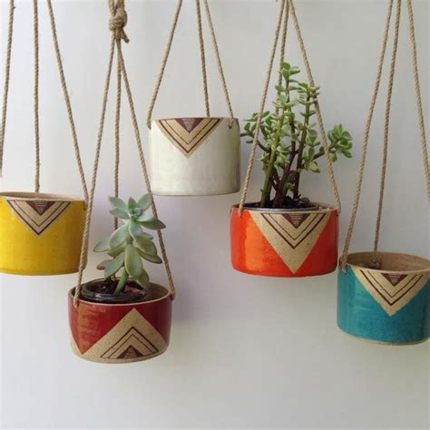 78 ideas about hanging pots on pinterest hanging pans clay vessel ideas abstract plus 3 4 equally spaced