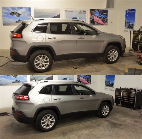 2014 jeep cherokee tires 2014 jeep cherokee on larger tires autos post