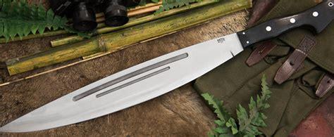 shun knife philippines bark river knives barong