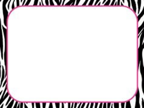 1000 Images About Zebra On Pinterest Zebra Labels Zebras And Zebra Print Zebra Label Templates
