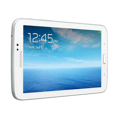 Second Samsung Tab 3 7inch Sm T211 samsung galaxy tab 3 7 0 16gb sm t211 white jakartanotebook