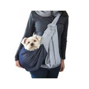 Dog carry bag reversible sling carrier small pet purse bags carriers