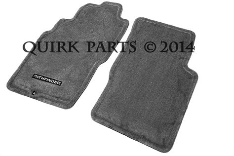 2003 nissan pathfinder floor mats 2001 2004 nissan pathfinder floor mats carpeted charcoal