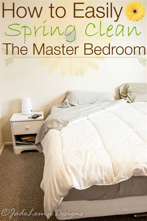 spring cleaning tips for bedroom how to spring clean the master bedroom nature s sleep