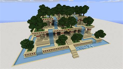 Minecraft Garden Ideas Garden Designs In Minecraft Pdf