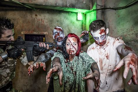 Zombie Outbreak Experie E Lastminute M