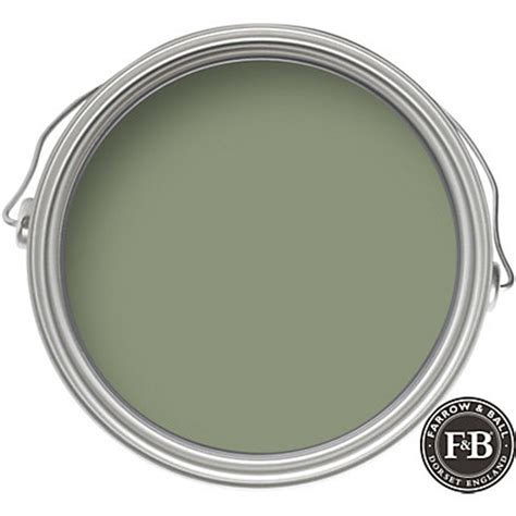 front door paint homebase farrow eco no 19 lichen exterior eggshell paint