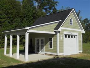 garage plans with porch garage with porch 18 x20 garage with hardi plank siding