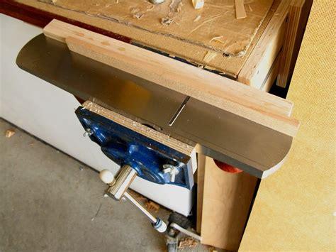 bench hand joiner handplane jointer jig by chuckm lumberjocks com