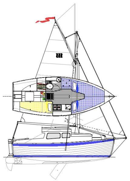 wooden boat plans cruiser sailboats cruising woodenboat magazine