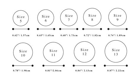 printable ring size are engagement wedding ring size chart
