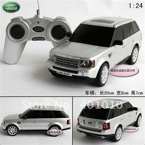 Rc Suv Car new silver range rover rc car suv remote car model educational toys free air mail