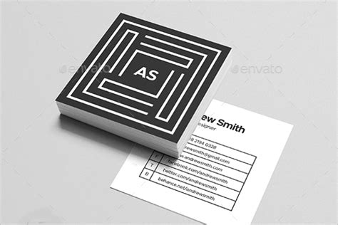 square card templates 53 square business card templates free psd word designs