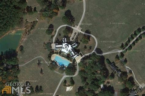 Holyfield House by Rick Ross Buys Evander Holyfield S Mansion