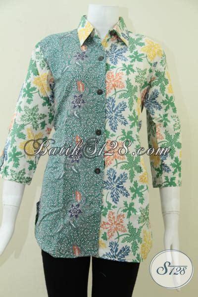trend warna kain 2014 trend batik warna hijau tahun 2014 pakaian batik wanita