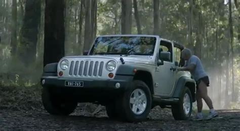 Jeep Wrangler Commercial Jeep And Hafey Both 70 Years Ausjeepoffroad