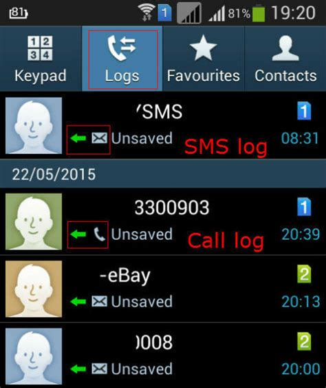 call log android an instant solution to hide sms log from android call logs 187 technical tips