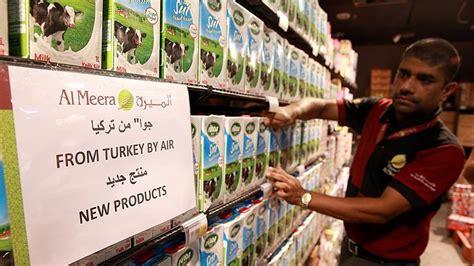 Toko Tempelan Kulkas Oleh Oleh Negara qatar dibanjiri produk makanan asal turki setelah