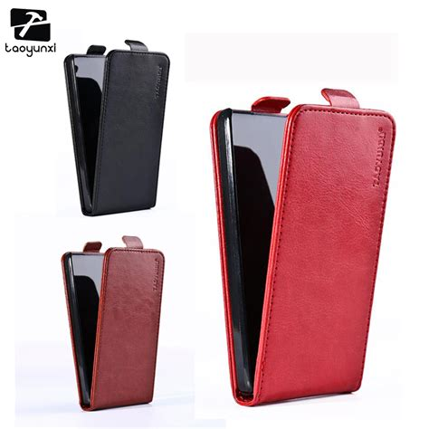 Lg Tribute 2 4g Lte H340n H320 C40 C50 H324 H340 45 Inch taoyunxi flip leather vertical cases for lg tribute 2
