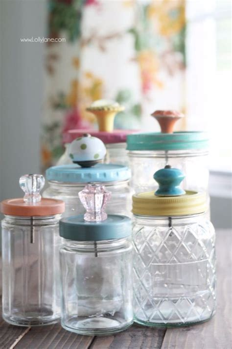 31 mason jar crafts you can make in under an hour diy joy