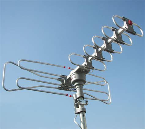 hdtv remote controlled hd tv antenna vhf uhf digital high