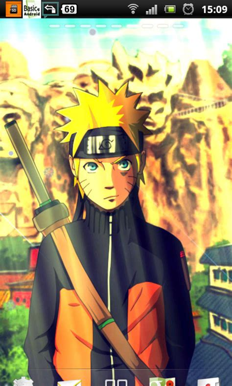 naruto themes free download for android free naruto live wallpaper 3 apk download for android getjar