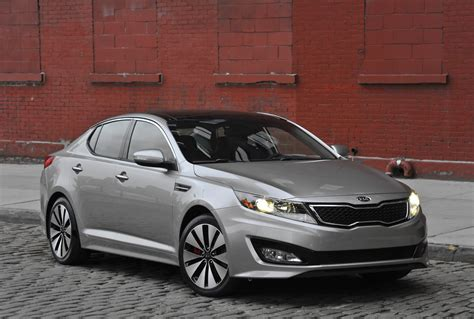 Kia Senata Information Details On The 2011 Kia Optima