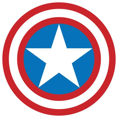 captain america shield cake templetes pinterest