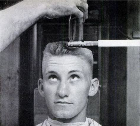 flat top with fenders vintage haircuts 17 best images about vintage barbering on pinterest