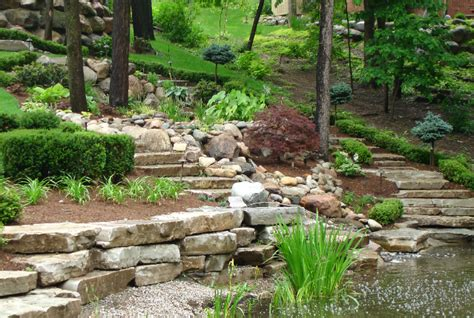 landscape architect michigan 1000 images about sloped gardens on hill landscaping retaining walls and landscaping