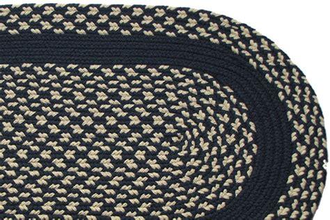 navy braided rug navy navy band braided rug
