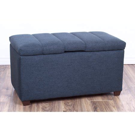 the crew furniture 174 upholstered bedroom storage ottoman