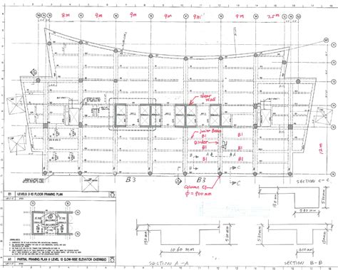 typical office floor plan the typical floor plan of a 20 story office buildi chegg com