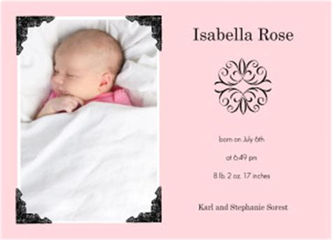 templates for birth announcements for a baby girl birth announcement quotes extraordinary best 25 birth