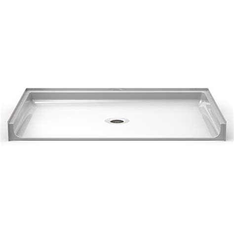 Handicap Shower Pan by Ada Shower Base Pans 63x43 Ada Compliant Roll In Shower